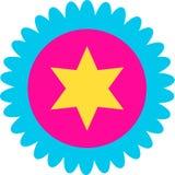 Colorful Symbol Design Royalty Free Stock Photos