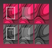 Abstract modern background design vector illustration