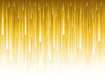 Abstract modern background with golden glittering vertical lines. Backgrounds composed of glowing gold lines. Can be used for. Abstract modern background with royalty free illustration
