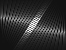 Abstract  modern background with metal strips Royalty Free Stock Photography