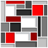 Abstract modern background template Stock Photography