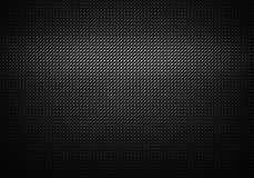 Black carbon fiber textured material design. Abstract modern black carbon fiber textured material design for background, wallpaper, graphic design stock illustration