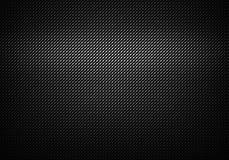 Black carbon fiber textured material design. Abstract modern black carbon fiber textured material design for background, wallpaper, graphic design royalty free illustration