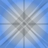 Abstract modern blue background. grey lines Stock Photo