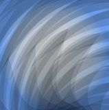 Abstract modern blue background. grey lines Royalty Free Stock Photos