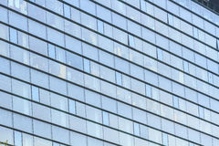 Abstract modern building Royalty Free Stock Images