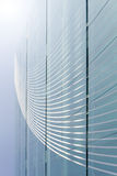 Abstract of modern building windows Stock Photography
