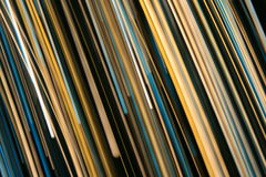Abstract Modern Colored Lines Royalty Free Stock Images