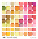 Abstract modern colorful background Stock Photo