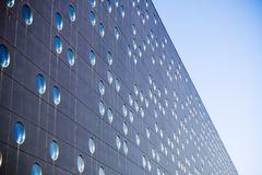 Abstract modern construction details Royalty Free Stock Photography