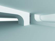 Abstract Modern Design Interior Background. 3d Render Illustration vector illustration