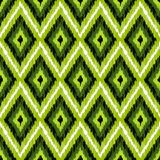 Abstract Modern Ethnic Seamless Fabric Pattern Royalty Free Stock Image