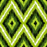 Abstract Modern Ethnic Seamless Fabric Pattern Royalty Free Stock Photo