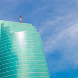 Abstract  modern glass building Royalty Free Stock Photos