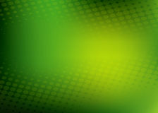 Abstract Modern Green Gradient Background. Glowing green background with circles pattern vector illustration
