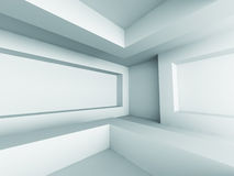 Abstract Modern Interior Architecture Background Stock Image