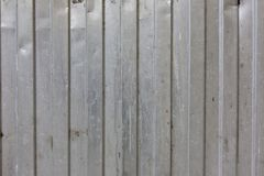 Metal surface vertical stripes pattern texture background royalty free stock photo