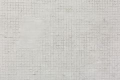 White square tiles pattern texture background royalty free stock image