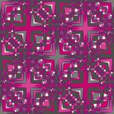 Abstract modern purple tile in grunge design. Royalty Free Stock Images