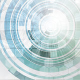Abstract modern technology background light colors Stock Illustration