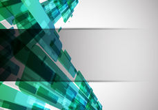 Abstract modern technology background. Royalty Free Stock Images