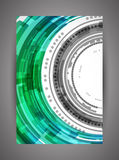 Abstract modern technology background. Stock Image