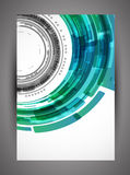 Abstract modern technology background. Royalty Free Stock Image