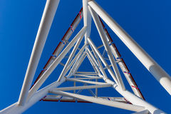 Abstract technology structure royalty free stock photo