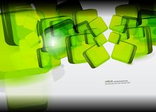 Abstract modern vector background Royalty Free Stock Photo