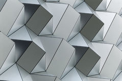 Abstract modern wall Stock Image