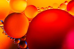 Abstract molecule structure. Water bubbles. Macro shot of air or molecule. Abstract background. Space or planets abstract royalty free stock images