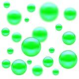 Abstract Molecules Design Royalty Free Stock Photos