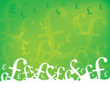 Abstract Money Background Stock Photos