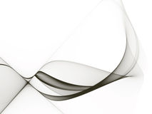 Abstract monochrome background. Abstract white monochrome background fantasy Royalty Free Stock Images