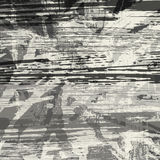 Abstract monochrome background of graffiti Royalty Free Stock Photo