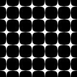 Abstract monochrome background, pattern. Seamlessly repeatable. Royalty Free Stock Images