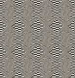 Abstract monochrome checkered pattern. Vector seamless Stock Photo