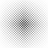 Abstract monochrome diagonal ellipse pattern Royalty Free Stock Photos