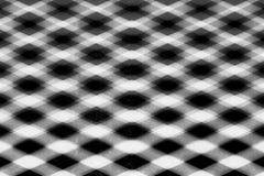 Abstract monochrome diamond pattern Royalty Free Stock Photo
