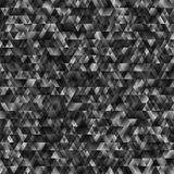 Abstract Monochrome Geometric Bsckground Stock Photos