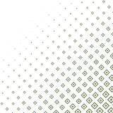 Abstract monochrome halftone background Stock Image