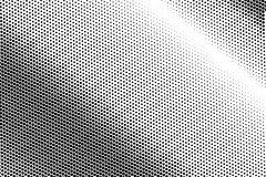 Abstract monochrome halftone pattern. Comic background. Dotted backdrop with circles, dots, point. Stock Image