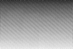 Abstract monochrome halftone pattern. Comic background. Dotted backdrop with circles, dots, point. Stock Images