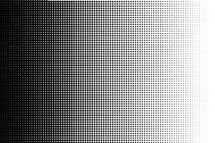 Abstract monochrome halftone pattern. Comic background. Dotted backdrop with circles, dots, point. Stock Photo