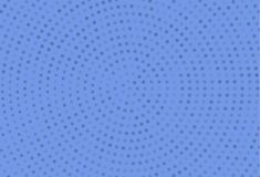 Abstract monochrome halftone pattern. Futuristic panel. Grunge dotted backdrop with circles, dots, point. stock illustration