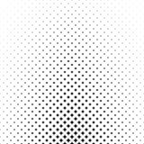 Abstract monochrome star pattern background design. Vector illustration Stock Photo