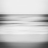 Abstract Monotone Seascape Royalty Free Stock Images