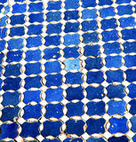 Abstract morocco      in africa  tile the colorated pavement   backgr Stock Image