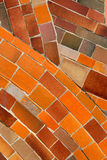 Abstract mosaic Stock Image