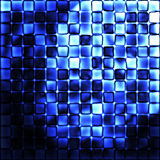 Abstract mosaic background. Beautiful image of abstract mosaic background Stock Photos